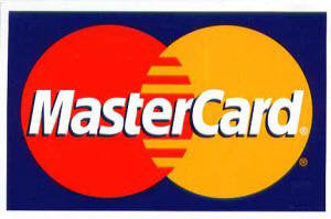 Master card payments accepted