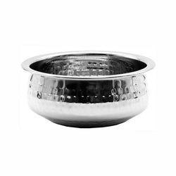 Regent - Handi Bowl S/Steel Hammered 800ml
