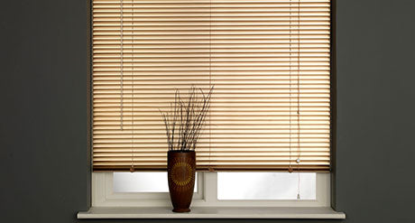 Ready Made Venetian Blinds 25mm 210cm x 220cm
