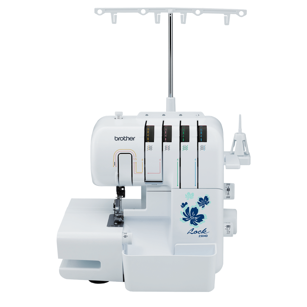 Brother - 2504D - Domestic Overlock Machine