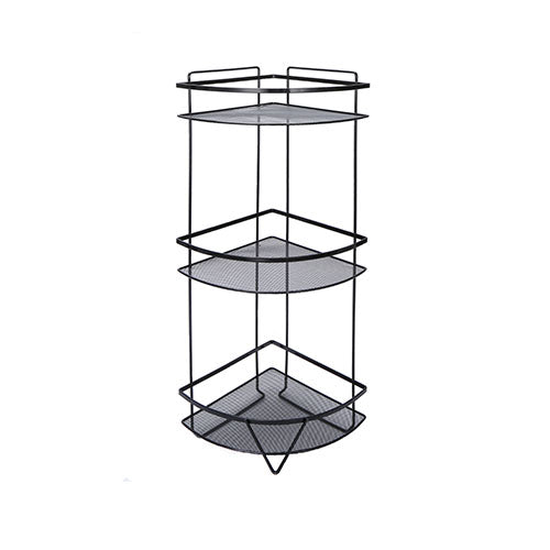 Shower Caddy - 3 Tier Black