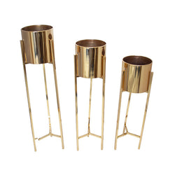 Candle Stand - 3pc Helena stand - 519-22