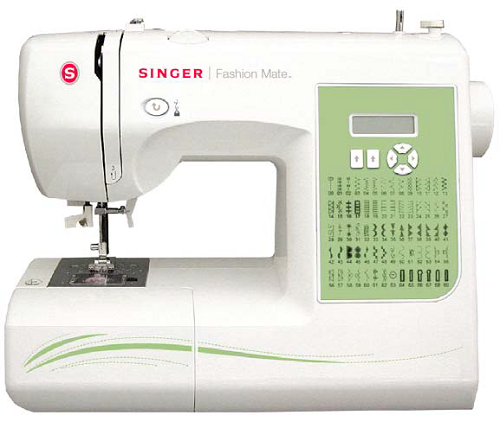 Singer 7256 - Fashion Mate Sewing Machine Domestic