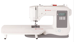 Singer Confidence 7640 Sewing Machine - Domestic
