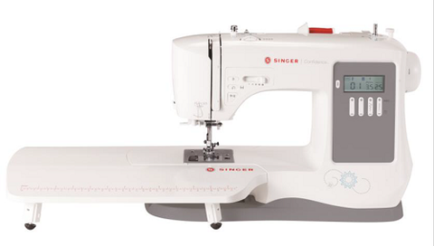 Singer 7640 - Confidence Sewing Machine - Domestic