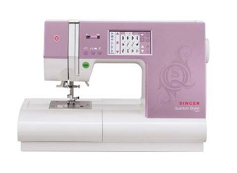 Singer 9985 - Quantum Stylist Electronic Sewing Machine - Domestic