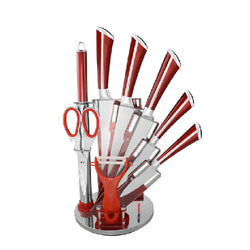 Knife Set - 9PC