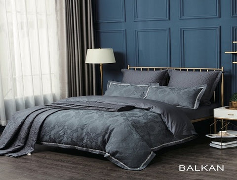 Cotton Comforter Set - 7pc Balkan