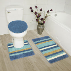 Bathroom mat - Small Set - 3 Pc Set