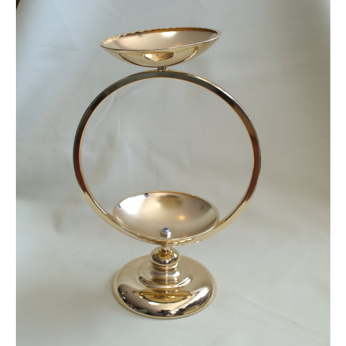 Double Candle Holder - Double Halo 2