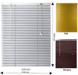 Ready Made Venetian Blinds