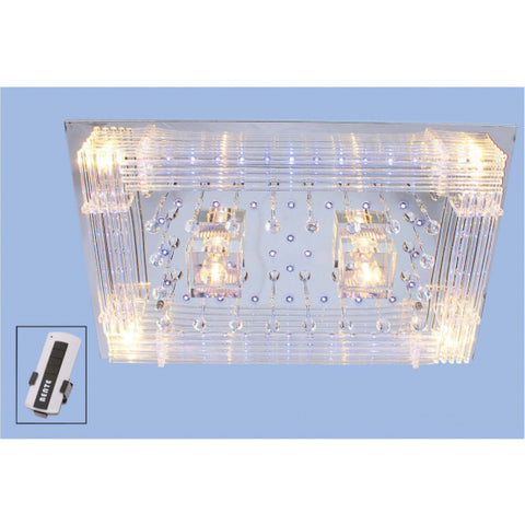 Ceiling lights CF033/6 LED ALU