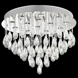 Ceiling Light - CF173/13 Crystal