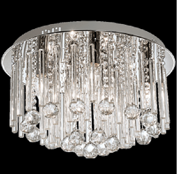 Ceiling Light - CF298 Chrome
