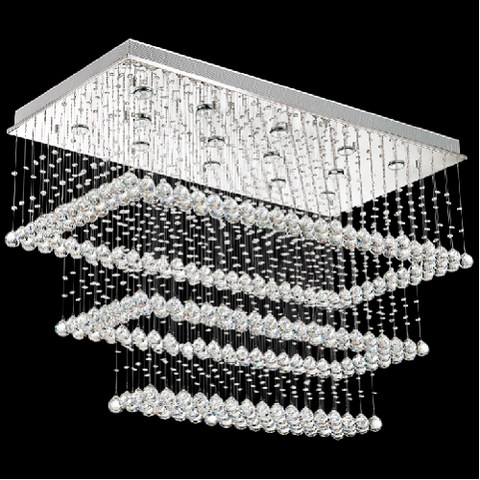 Ceiling Light - CF311 Crystal