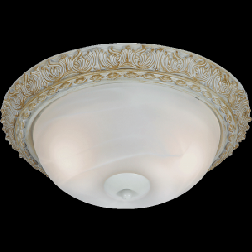 Ceiling Light - CF484/2 Fossil White