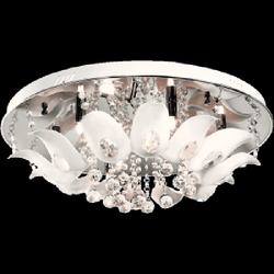 Ceiling Light - CF635/8 Chrome