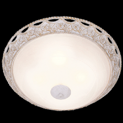 Ceiling Light - CF816/4 French White