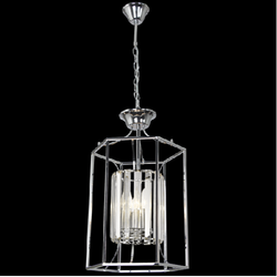 Chandelier Light - CH088/3 Chrome