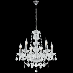 Chandelier Light - CH3052/6 Crystal
