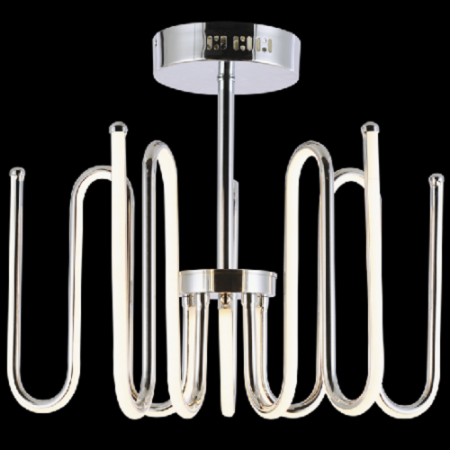 Chandelier Light - CH392/5 Chrome
