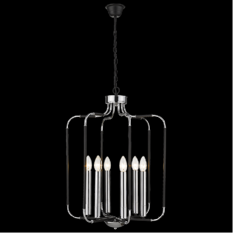 Chandelier Light - CH515/6 Chrome