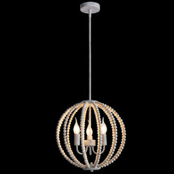 Chandelier Light - CH896/3 Bead