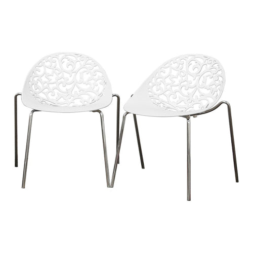 Leaf Chair - Round Low Back - Cafe Chair