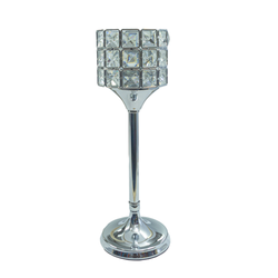Candle Stand - Diamond Block