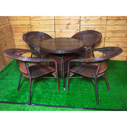 Outdoor Furniture Set - 5pc