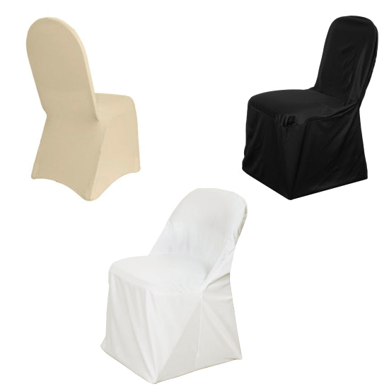 Chair Covers - Stretch - Econo