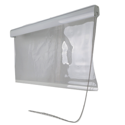 Clear PVC Protective Blind Screen