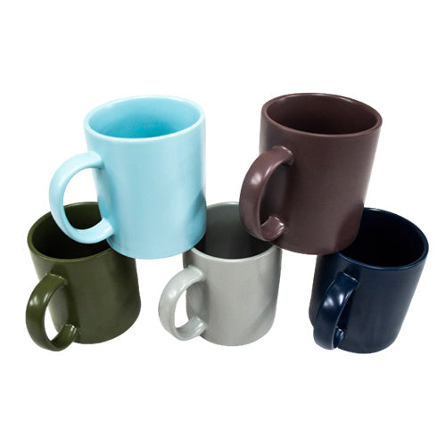 Colour Mugs - 350ml