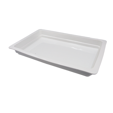 Crockery  - 54cm Large Deep Platter