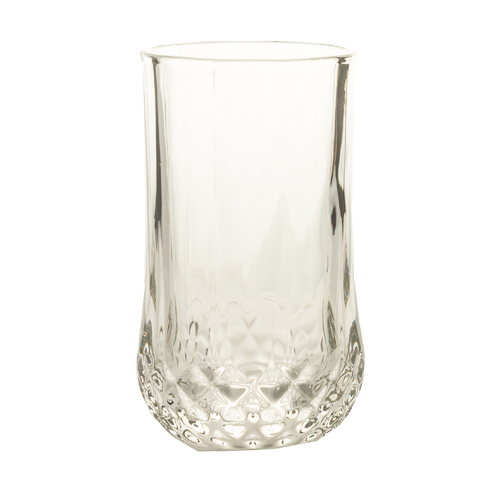 Glassware - High Ball Glass Crystal - 3's