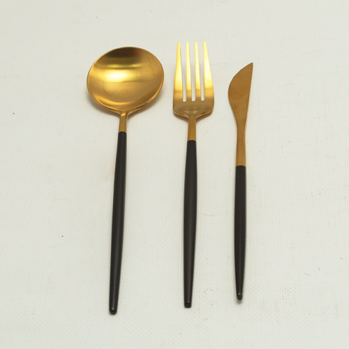 Modern Cutlery Sets - 3pc Set