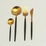 Modern Cutlery Sets - 4pc