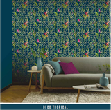 Wallpaper - Deco Tropical