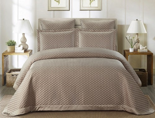 Bedding Set - Erica Bedspread Sets 5 PC