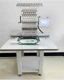 Galaxy - Single Head Industrial Embroidery Machine - Computerised