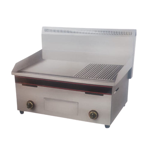Gas Griller - Flat Top & Griddle - HGG-722