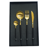 Modern Cutlery Sets - 4/Box