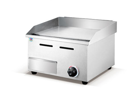 Gas Griller - Flat Top - 550mm