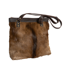 Animal Fur - Satchel hand bag