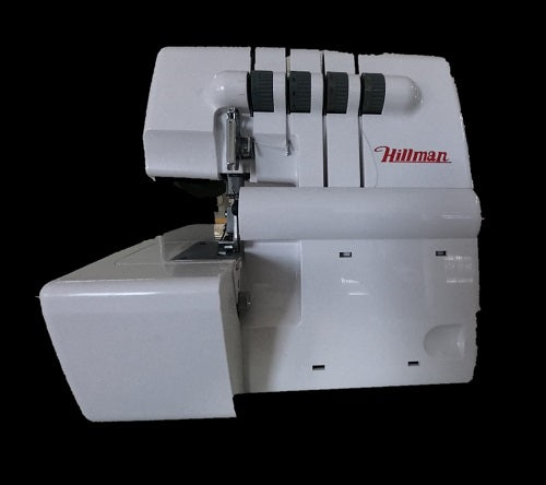 Hillman Domestic 4 Thread Overlock Machine