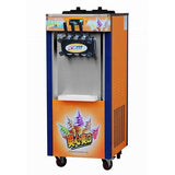 Ice Cream Machine - 2 + Mix Flavour - Floor Standing