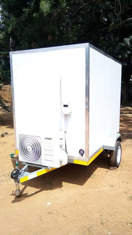 Mobile Chiller / Freezers