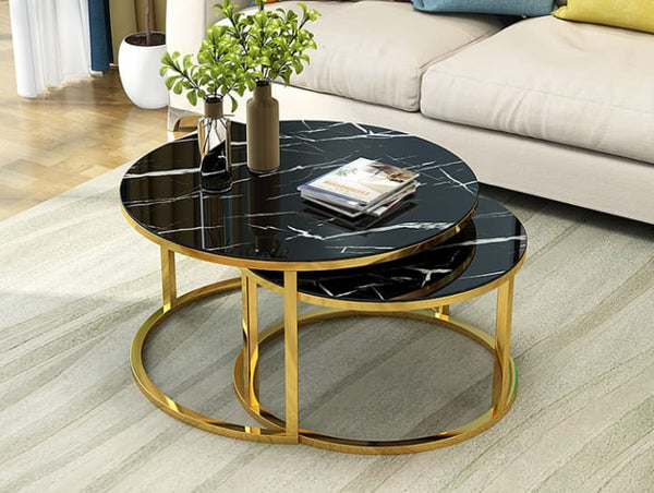 Coffee Table - Franco Nested