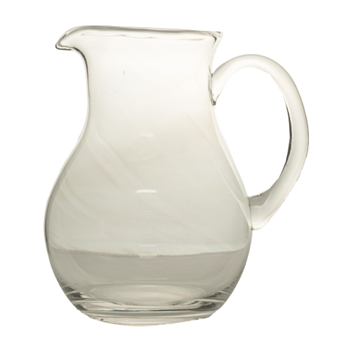 Glassware - 2.9L Glass Belly Jug