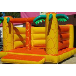 Jumping Castle - Tropical Island